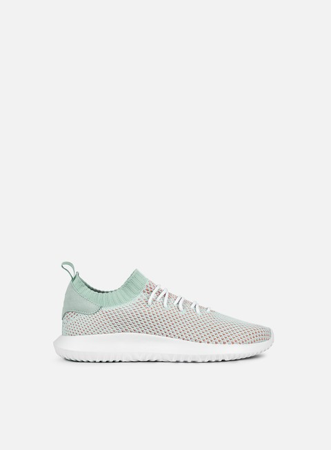 sneakers adidas originals tubular shadow primeknit white ash green trace scarlet