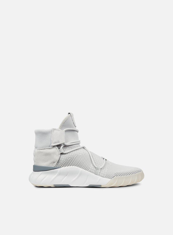 Adidas Originals - Tubular X Primeknit, Grey One/Grey Three/Crystal White