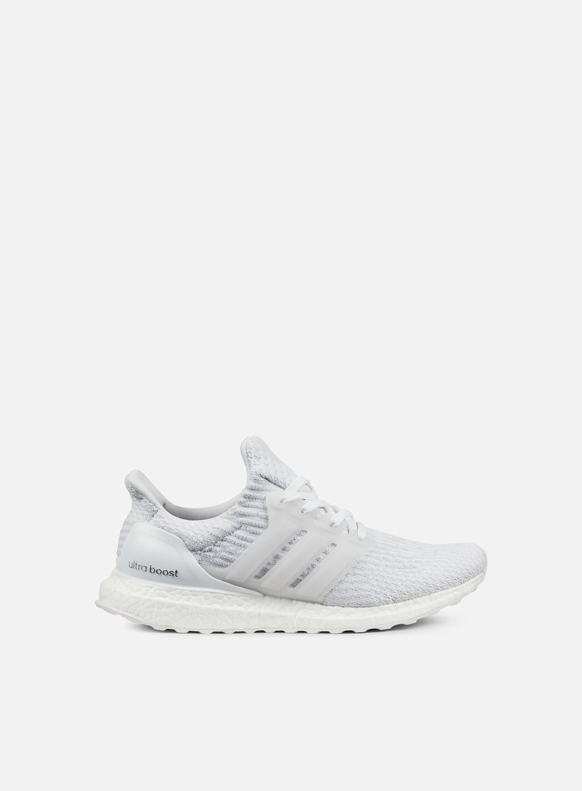 Foot Locker on Twitter: 'The Triple White adidas Ultra Boost 3.0 is
