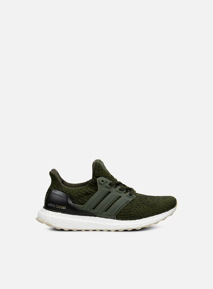 Adidas Originals - Ultra Boost 3.0, Night Cargo/Night Cargo/Clay