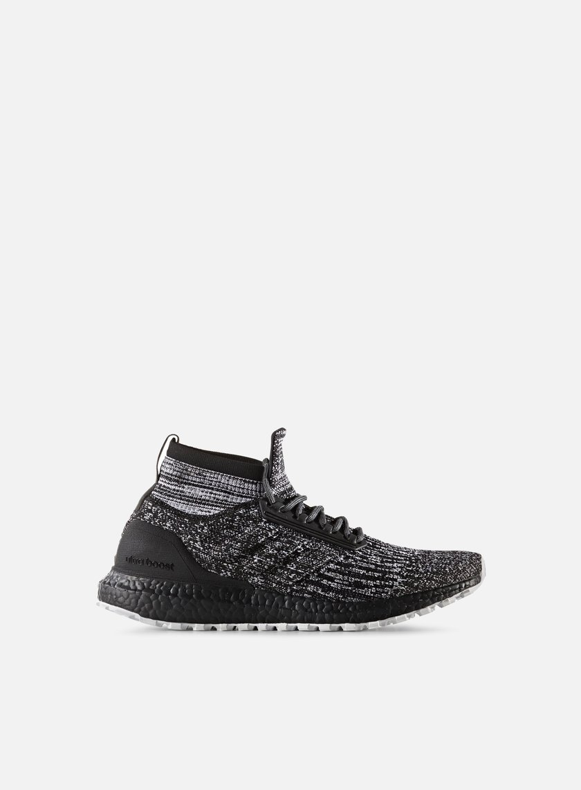 sneakers adidas originals ultra boost all terrain ltd core black core black  white