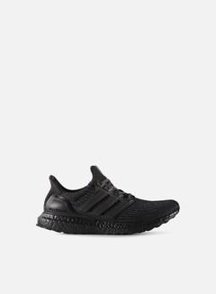 Adidas Originals - Ultra Boost, Black/Core Black/Core Black