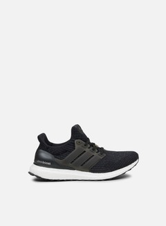 Adidas Originals - Ultra Boost, Core Black/Dark Grey 1