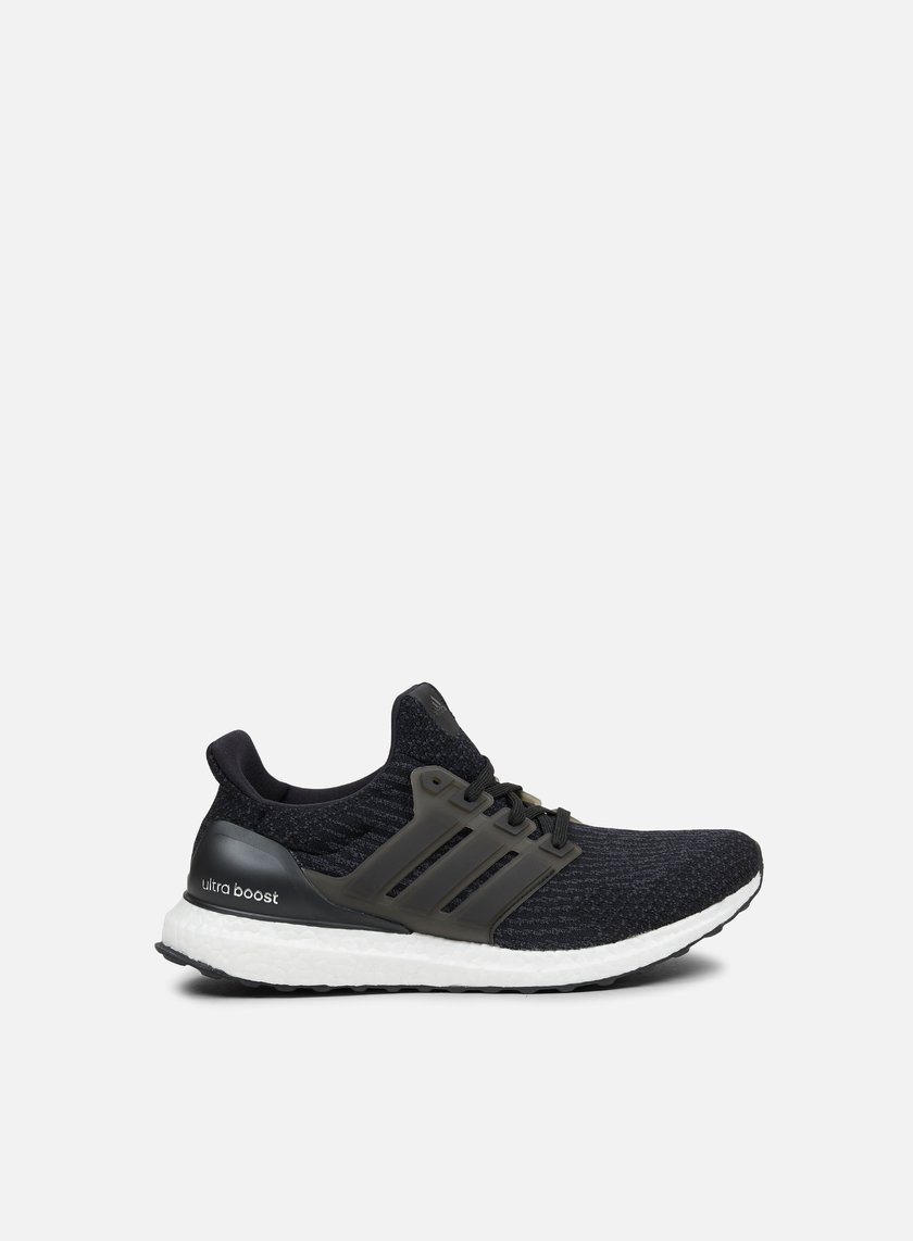 Adidas Originals - Ultra Boost, Core Black/Dark Grey