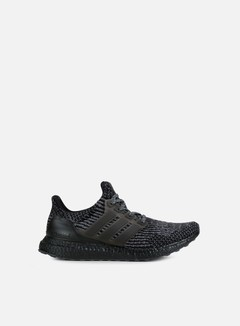 Adidas Originals - Ultra Boost, Core Black/Dark Grey Heather Solid Grey 1