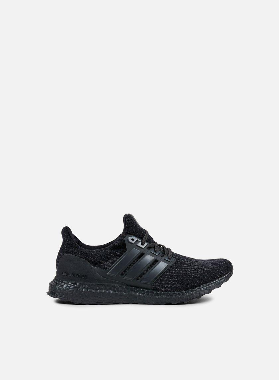Adidas Originals - Ultra Boost, Core Black/Utility Black
