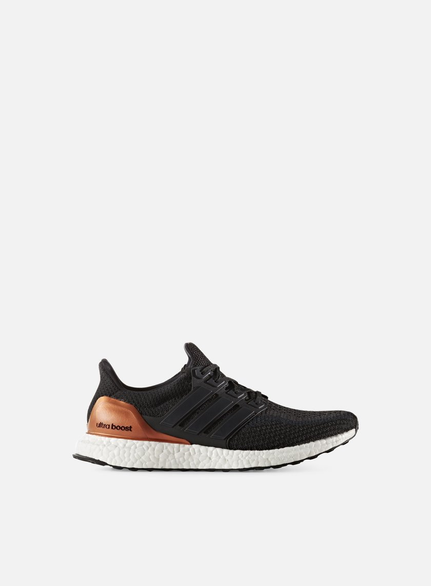 Adidas Originals - Ultra Boost LTD, Core Black/Core Black/Dark Solid Grey