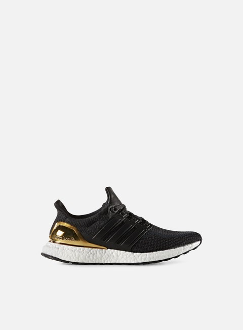 sneakers adidas originals ultra boost ltd core black core black kurtz gold