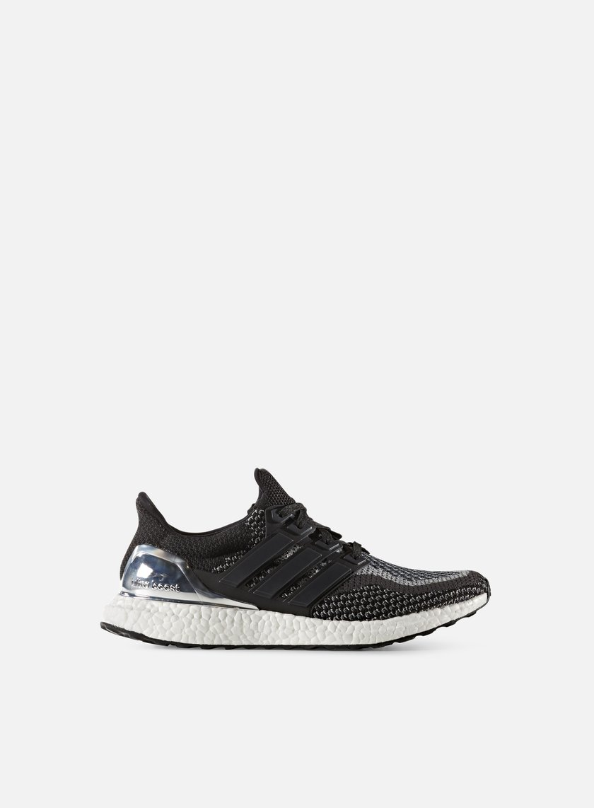 Adidas Originals - Ultra Boost LTD, Core Black/Core Black/Silver Metallic