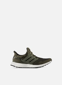 Adidas Originals - Ultra Boost LTD, Trace Cargo/Core Black/White