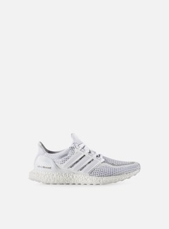 Adidas Originals - Ultra Boost LTD, White/Silver Metallic/White 1