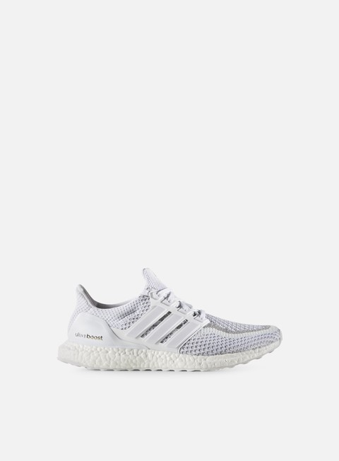 sneakers adidas originals ultra boost ltd white silver metallic white