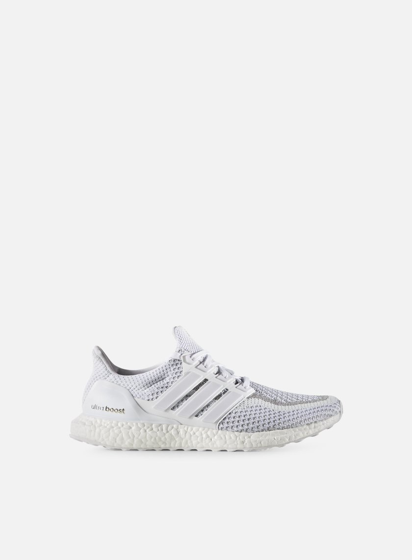 Adidas Originals - Ultra Boost LTD, White/Silver Metallic/White