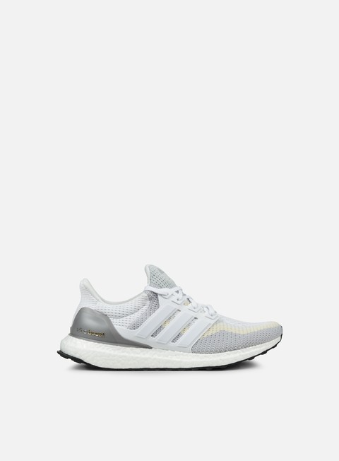sneakers adidas originals ultra boost m running white clear grey core black