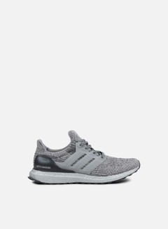 Adidas Originals - Ultra Boost, Medium Grey Heather Solid Grey/Dark Grey Heather