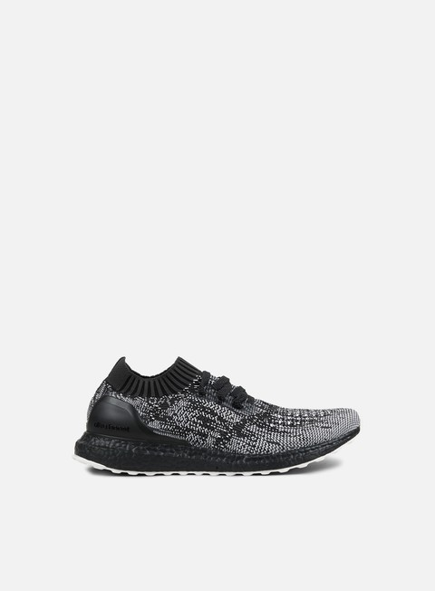 sneakers adidas originals ultra boost uncaged black white