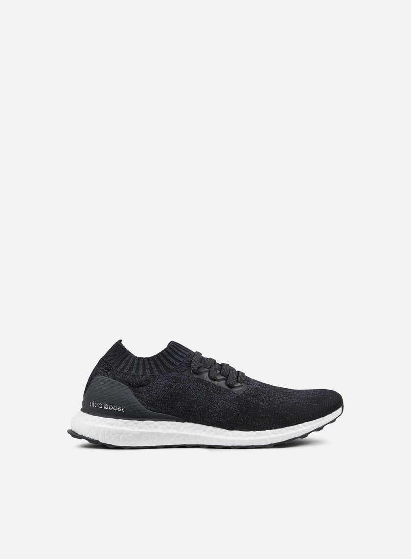 Adidas Ultra Boost Uncaged Karbon Kjerne Black & Grey k7tEailf