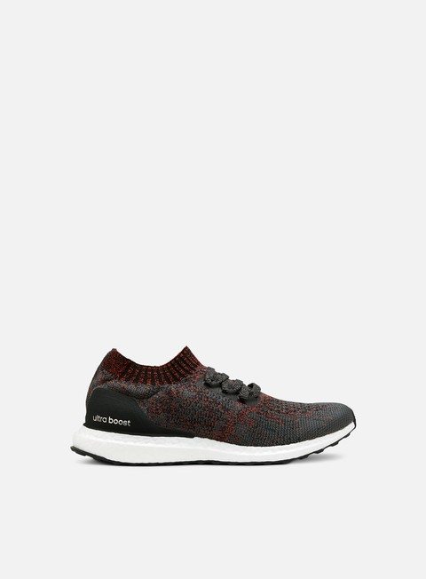 sneakers adidas originals ultra boost uncaged carbon core black white