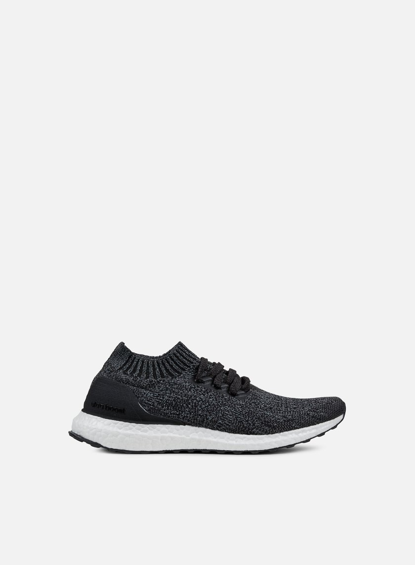 Adidas Originals - Ultra Boost Uncaged, Core Black/Dgh Solid Grey/Grey