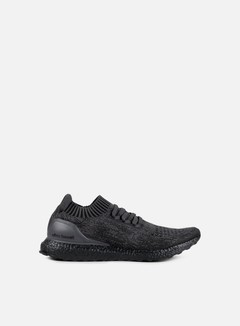 Adidas Originals - Ultra Boost Uncaged, Dark Grey Heather Solid Grey/Core Black/Utility Black