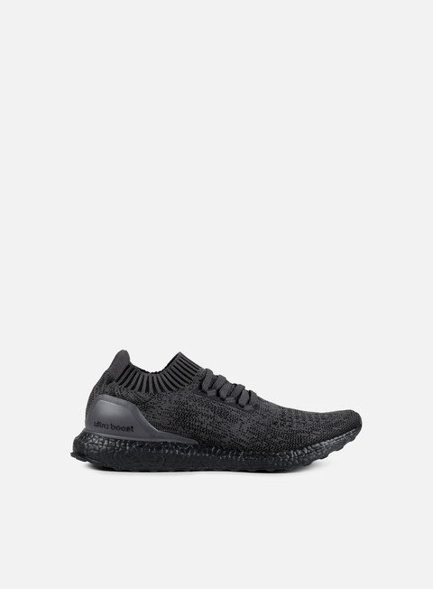 sneakers adidas originals ultra boost uncaged dark grey heather solid grey core black utility black