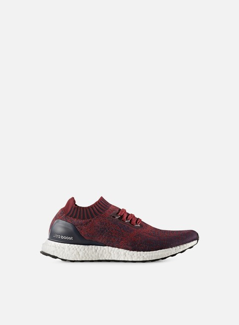 sneakers adidas originals ultra boost uncaged mystery red collegiate burgundy collegiate navy