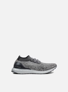 Adidas Originals - Ultra Boost Uncaged, Solid Grey/Dark Grey/Metallic Silver