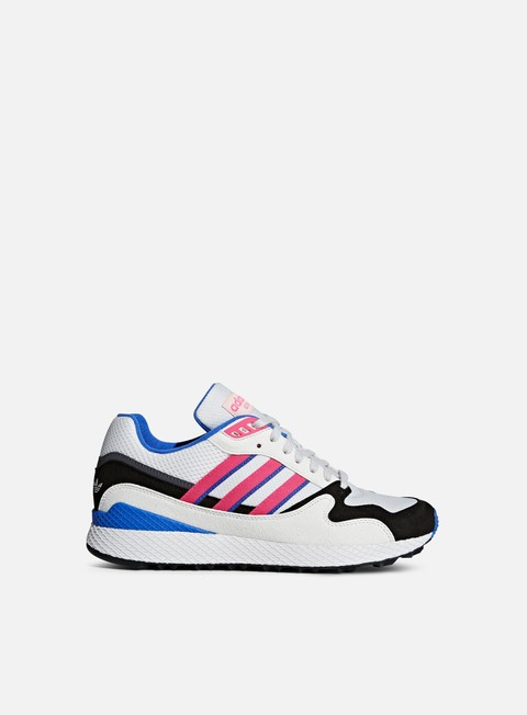 sneakers adidas originals ultra tech crystal white shock pink core black