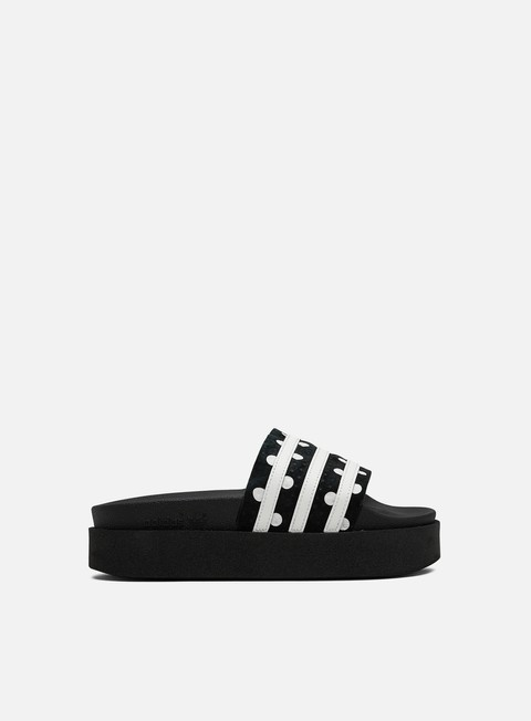 Sale Outlet Slides Adidas Originals WMNS Adilette Bold
