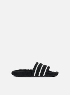 Adidas Originals - WMNS Adilette Slides, Core Black/White/Core Black