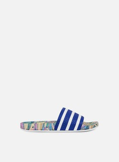 Adidas Originals - WMNS Adilette Slides, Multi 1