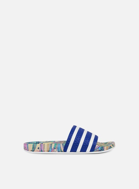 sneakers adidas originals wmns adilette slides multi