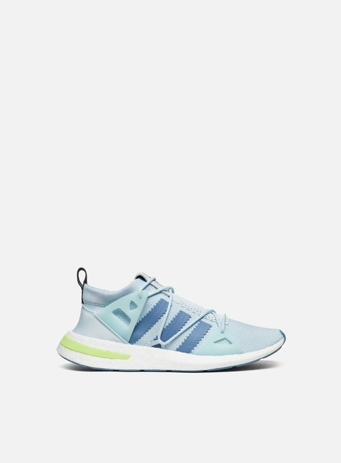 sneakers adidas originals wmns arkyn blue tint raw grey grey