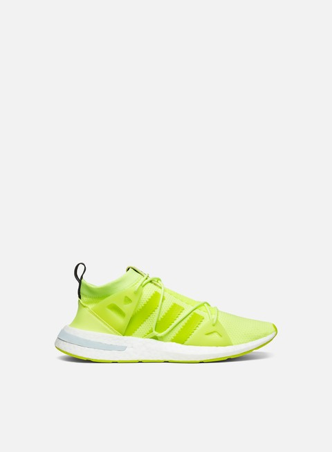 sneakers adidas originals wmns arkyn glow semi solar yellow grey five f17