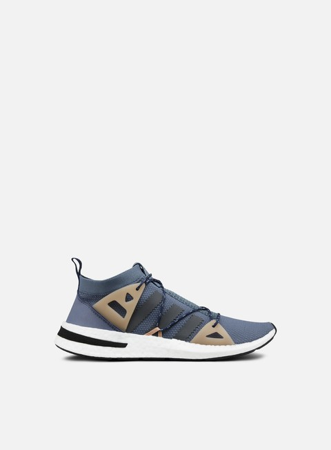sneakers adidas originals wmns arkyn raw steel ash grey pearl