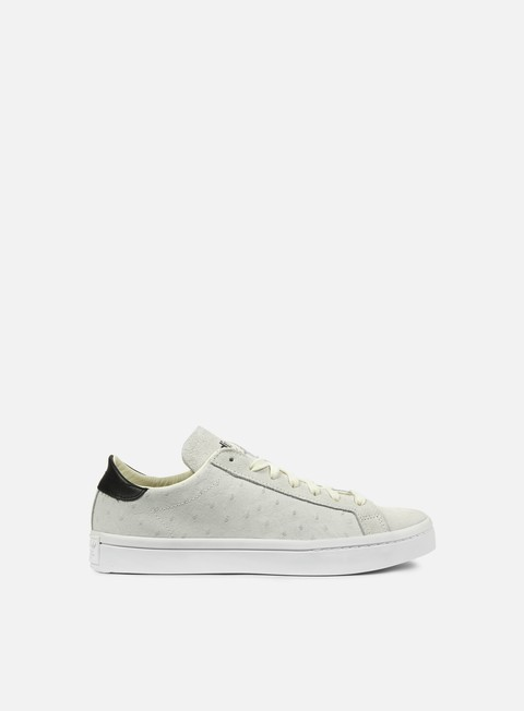 sneakers adidas originals wmns court vantage running white running white core black