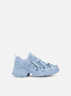 Adidas Originals - WMNS Equipment Gazelle, Glow Blue/Glow Blue/Tech Mineral
