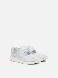 Adidas Originals - WMNS Equipment Racing 91/16, Crystal White/White/Turbo 2