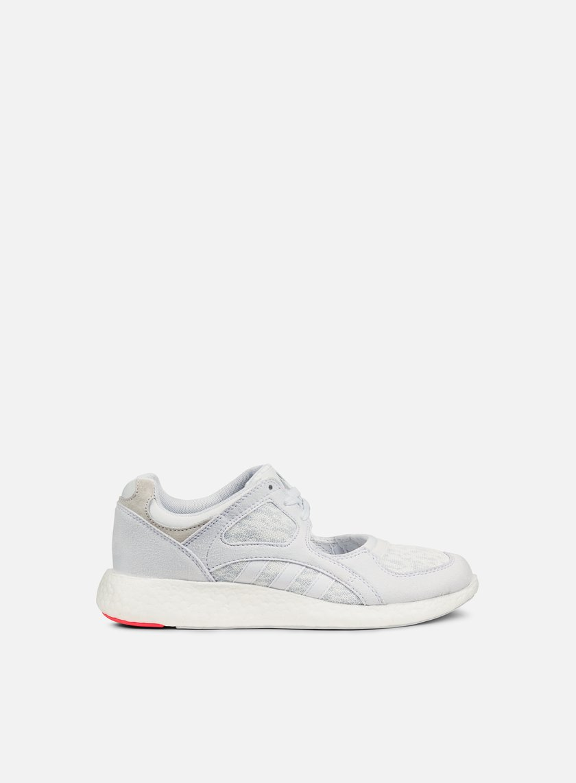 Adidas Originals - WMNS Equipment Racing 91/16, Crystal White/White/Turbo