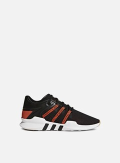 Adidas Originals - WMNS Equipment Racing ADV, Core black/Bold Orange/White