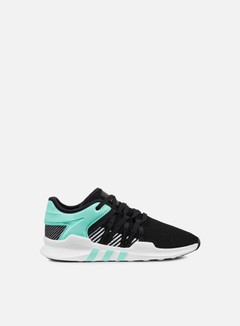 Adidas Originals - WMNS Equipment Racing ADV, Core Black/Core Black/Energy Aqua 1