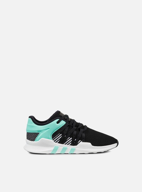 sneakers adidas originals wmns equipment racing adv core black core black energy aqua