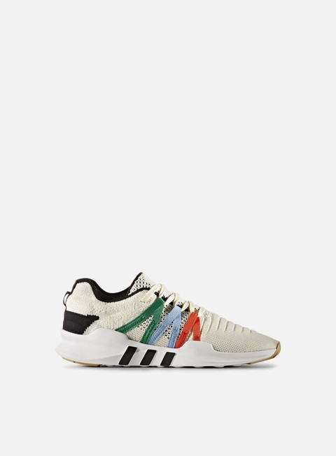 sneakers adidas originals wmns equipment racing adv primeknit cream white dark orange black