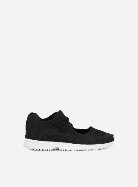 sneakers adidas originals wmns equipment racing og primeknit core black core black white