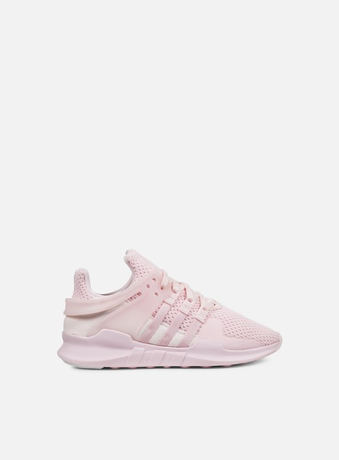 sneakers adidas originals wmns equipment support adv clear pink white clear pink