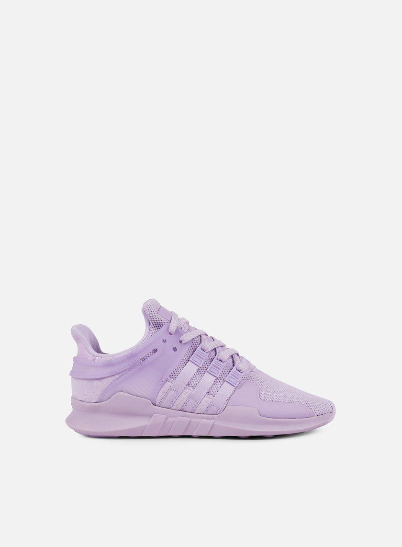 Adidas Originals - WMNS Equipment Support ADV, Purple Glow/Purple Glow/Sub Green