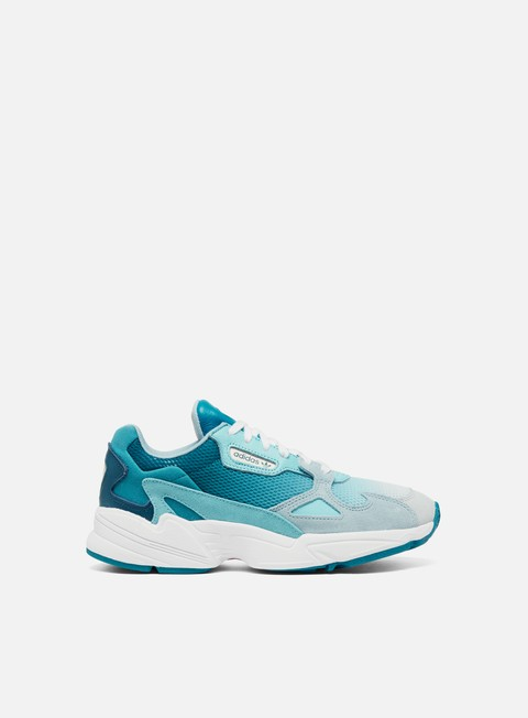 Sale Outlet Low Sneakers Adidas Originals WMNS Falcon