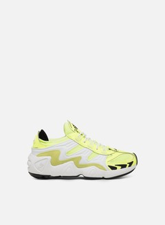 Adidas Originals - WMNS FYW S-97, Hi-Res Yellow/Crystal White/Core Black
