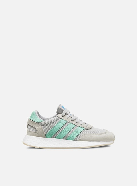 sneakers adidas originals wmns iniki 5923 light solid grey clear mint crystal white