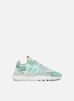 Adidas Originals - WMNS Nite Jogger, Ice Mint/Clear Mint/Raw White